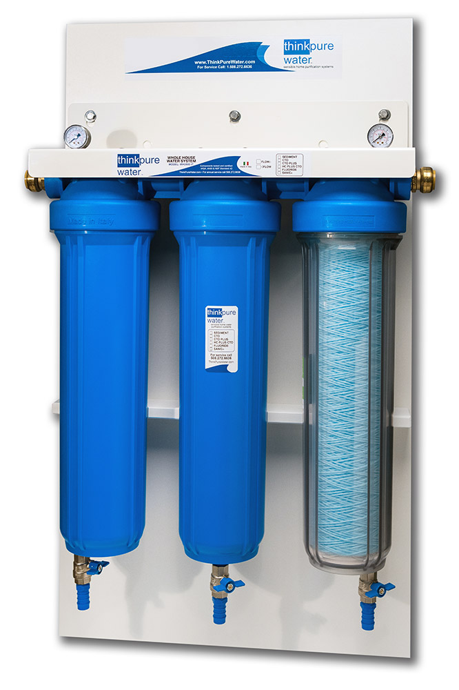 Water Softener Whole House Water Purification Filter Ma