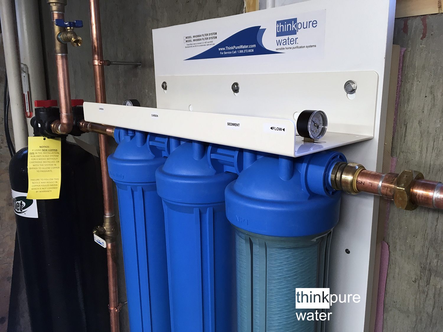 Home Water Purification Systems Water Softener Whole