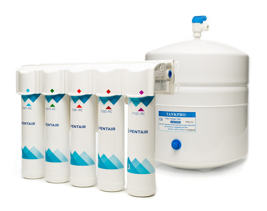 Pentair Freshpoint 75 Gal Ro System Water Softener Whole