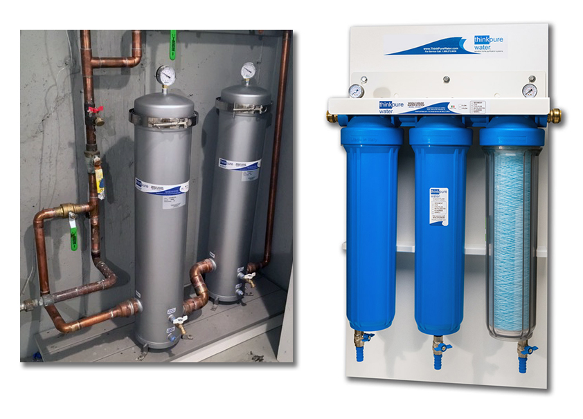 whole house filter systems model wh3500it and flowmaster stainless series shower and bathe in the ultimate luxury of purified water - Whole House Water Filtration System