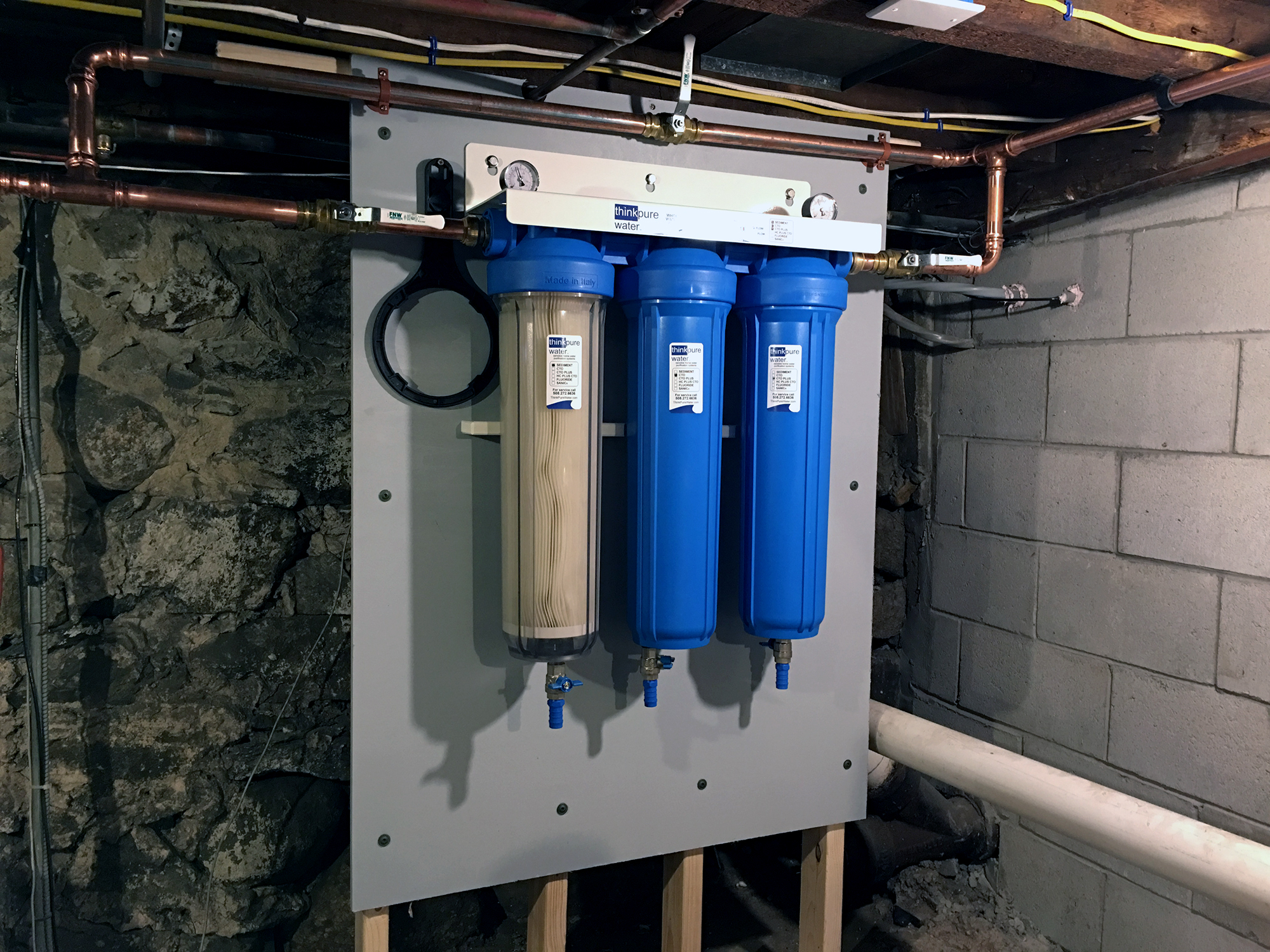 whole house filter system - Whole House Water Filtration System