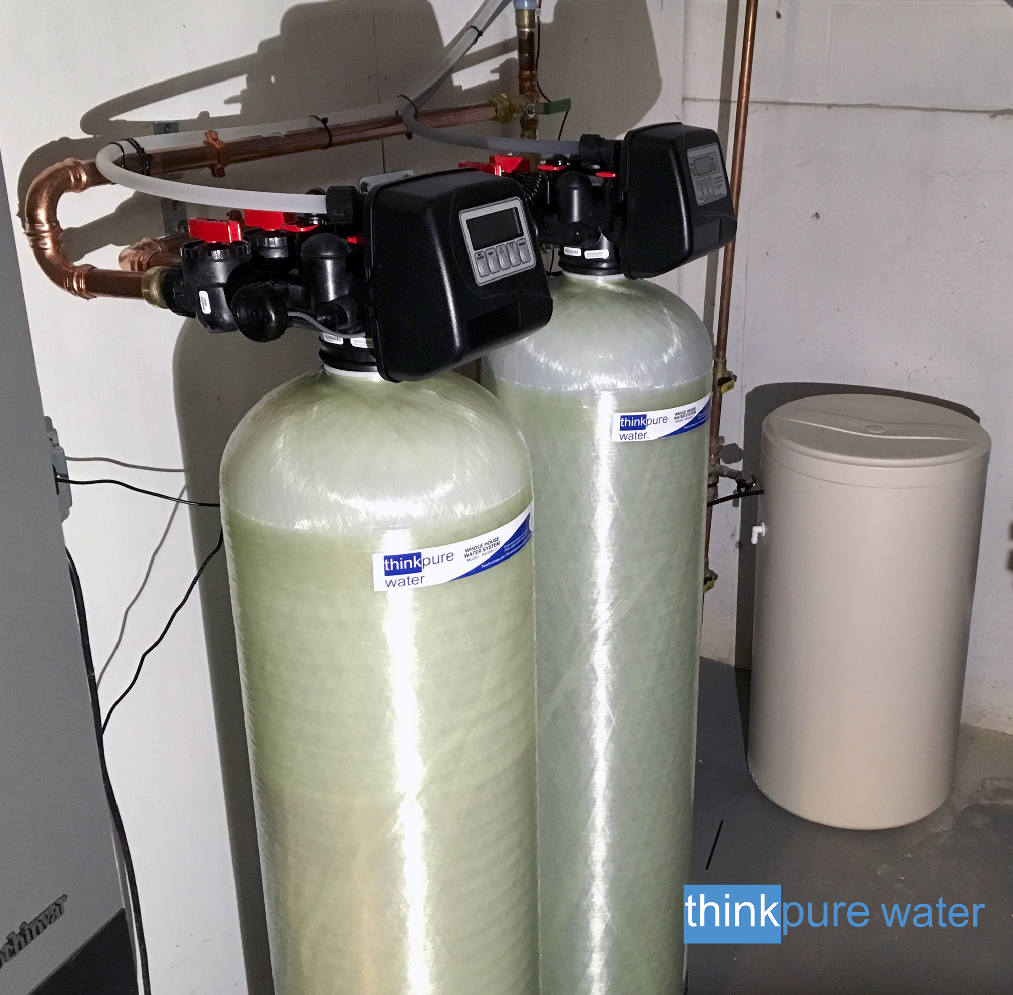Recent Installations Water Softener Whole House Water