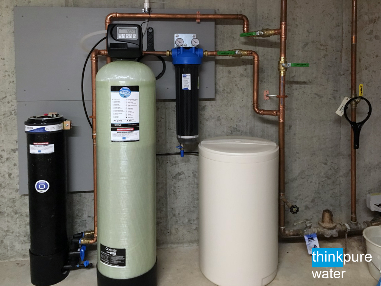 Water Softener Filtration In Sudbury Ma Whole House