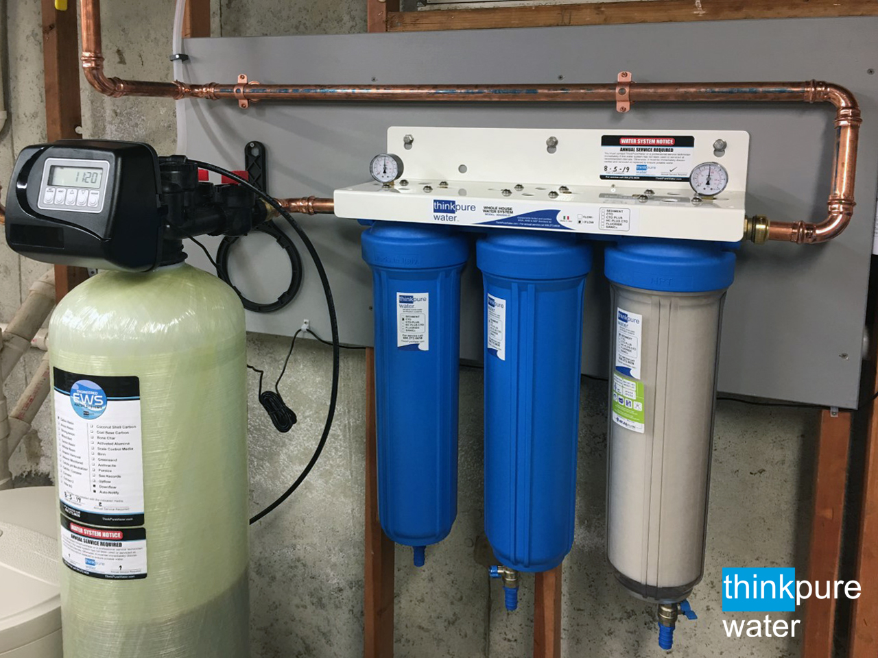 Water Softener Whole House Filtration In Wellesley Ma